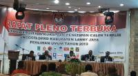 Raih Suara Terbanyak, Kader Perindo Jadi Ketua DPRD Lanny Jaya