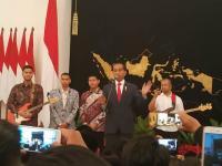 Jokowi ke Paskibraka: Indonesia Dicontoh Negara Lain karena Sikap Toleransi