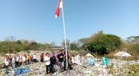 Ketika Pemulung Rayakan Kemerdekaan Ke-74 RI di Atas Tumpukan Sampah