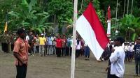 Upacara HUT RI Pertama Kali, Mantan Pejuang Kemerdekaan Papua: NKRI Harga Mati