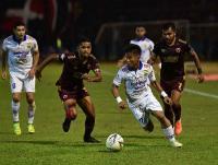 PSM Hajar Persib 3-1 di Hadapan Publik Andi Mattalatta