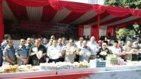 Polda Metro Jaya Musnahkan Barang Bukti Sabu 71,8 Kg
