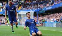 Mason Mount Senang Sekaligus Kecewa Usai Cetak Gol untuk Chelsea