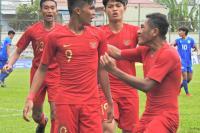 Bungkam Myanmar 5-0, Indonesia Tempati Posisi Ke-3 Piala AFF U-18 2019