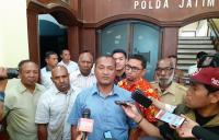 Warga Papua di Surabaya Jalani Rutinitas Secara Normal
