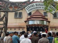 Gelar Aksi Demo di Makassar, Mahasiswa Papua: Kami Ingin Pulang