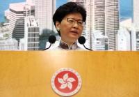 Pemimpin Hong Kong Harap Aksi Protes Terus Berjalan Damai