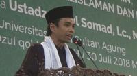 Ustadz Abdul Somad Dilaporkan ke Polda Jatim Terkait Dugaan Ujaran Kebencian