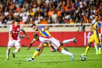 Skor Kacamata Akhiri Laga APOEL vs Ajax