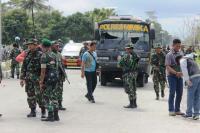 Polisi Tangkap 45 Orang Perusuh Termasuk Anggota KNPB di Mimika