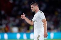 Luka Jovic Sadar Betapa Sulitnya Tembus Skuad Utama Real Madrid