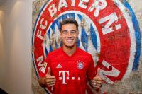 Coutinho Harap Bisa Bertahan Lama di Bayern Munich