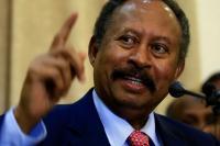 Pakar Ekonomi Abdalla Hamdok Dilantik Menjadi PM Baru Sudan
