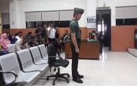 Prada Deri Dituntut Penjara Seumur Hidup & Dipecat dari TNI AD