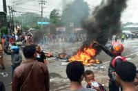 Bakar Bendera Merah Putih dan Jarah Mesin ATM, 3 Warga Manokwari Ditangkap