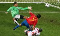 Spanyol Keburu Kalah, Raul Gagal Cetak Caps Ke-100 di Piala Dunia 2006