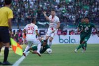 Persebaya dan Persija Berbagi Angka di Stadion Gelora Bung Tomo