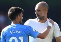 Guardiola ke David Silva: Dia Pemain Terbaik yang Pernah Saya Lihat!