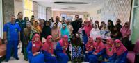 MNC Peduli dan RS PKU Muhammadiyah Gelar Operasi Hernia & Katarak Gratis di Gombong