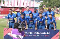 Arema Ditahan Borneo FC 2-2 di Stadion Kanjuruhan