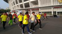 Intip Persiapan Pekan Olahraga Mahasiswa di Jakarta