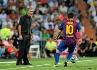 Mourinho: Messi Buat Saya Jadi Pelatih yang Lebih Baik