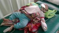 Seorang Bayi Dikabarkan Meninggal Akibat Kabut Asap