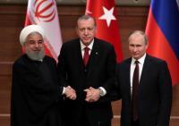 Erdogan Jadi Tuan Rumah Pertemuan Putin dan Rouhani