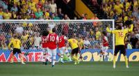 Arsenal Gagal Bungkam Watford, Ini Komentar Emery