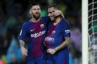 Striker Ini Ngaku Diperlakukan dengan Buruk saat di Barcelona