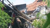 Takut Meledak Lagi, Warga Sekitar Mako Brimob Semarang Masih Mengungsi
