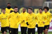 Hadapi Barcelona, Favre Imbau Dortmund Maksimalkan Laga Kandang