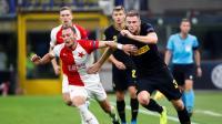 Nyaris Kalah, Inter Bermain Imbang 1-1 Kontra Slavia Praha