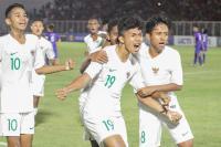 Pelatih Timnas Indonesia U-16 Pendam Kekecewaan meski Bantai Mariana Utara