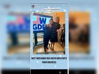 Diundang ke AS, Ini Percakapan Ivanka Trump dengan Bupati Trenggalek