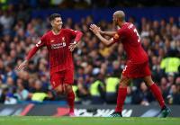 Liverpool Tinggalkan Chelsea 2-0 di Babak Pertama