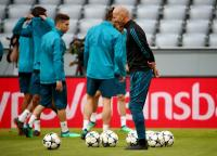 Zidane Tak Keberatan Undur Diri dari Real Madrid