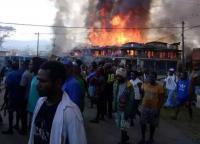 Polisi Amankan 318 Mahasiswa Terkait Kerusuhan di Jayapura