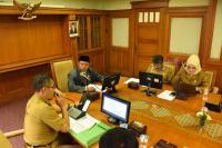 Komit Cegah Korupsi, Pemdaprov Jabar Dukung Penilaian Korsupgah KPK