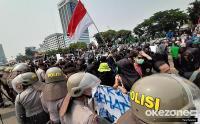 Mahasiswa Tolak Mediasi di Gedung DPR, Maunya Wakil Rakyat Turun ke Jalan