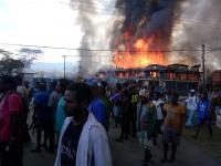 Istana Prihatin 26 Orang Tewas Akibat Kerusuhan di Wamena Papua