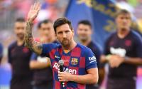 Xavi Tak Yakin Messi Bakal Tinggalkan Barcelona