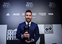 Kalahkan Ronaldo, Lionel Messi Terpilih Sebagai Pemain Terbaik FIFA 2019
