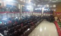 Tiga Kader Perindo Sumsel Dilantik Jadi Anggota Dewan Provinsi