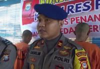 Polisi Gagalkan Penyelundupan Ratusan Detonator
