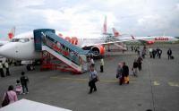 Kabut Asap Tebal, Lion Air Gagal Mendarat di Bandara Sultan Thaha Jambi