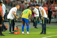 Cedera Hamstring, PSG Konfirmasi Neymar Jr Absen 4 Pekan