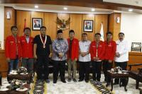 Ketua DPD RI Minta Mahasiswa Ikut Dorong Percepatan Pembangunan