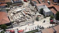Gedung Bertingkat Tujuh di Brasil Runtuh, Tewaskan Sedikitnya Satu Orang