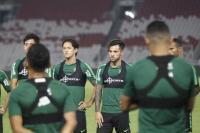 Kans Mengecil, Bachdim Tetap Fokus Jalani Sisa Pertandingan Kualifikasi Piala Dunia 2022
